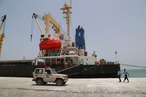Pemberontak Yaman Bebaskan Kapal Korsel dan Saudi