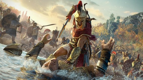 Ubisoft Siapkan Assassins Creed Terbaru Era Viking Medcom Id