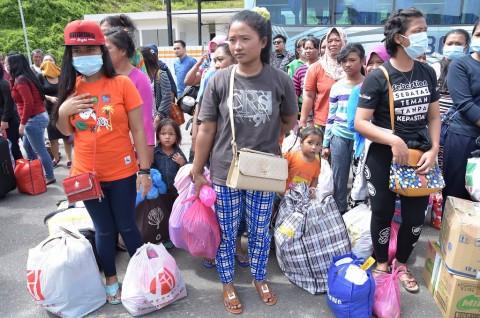 Indonesia Loloskan Resolusi Pekerja Migran Perempuan