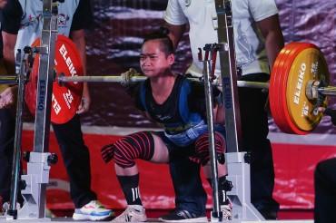 Lifter Putri Indonesia Widari Juara Dunia Angkat Berat di Dubai
