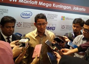 Sandiaga Uno Sempat Diajak Tangani Perusahaan BUMN
