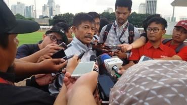 Indra Sjafri Umumkan 20 Pemain Timnas U-23 untuk SEA Games 2019