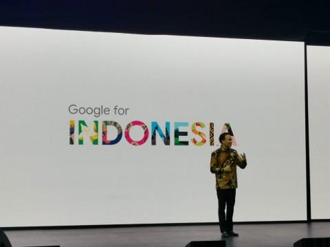 Google for Indonesia 2019 Usung 'Maju Sama-Sama'