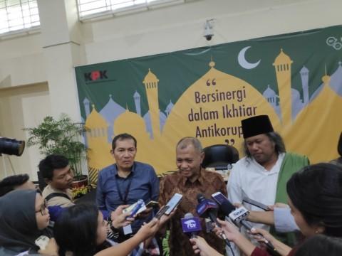 Pegawai KPK Diimbau Lepas Simbol Agama Saat Tugas