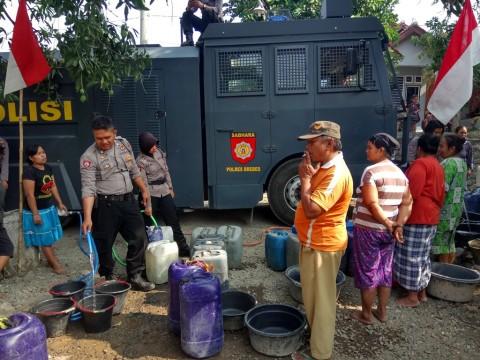 Kabupaten Brebes Masih Kekurangan Air Bersih