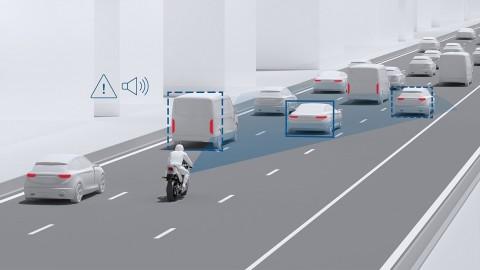 Kawasaki akan Adopsi Dua Fitur Canggih dari Bosch