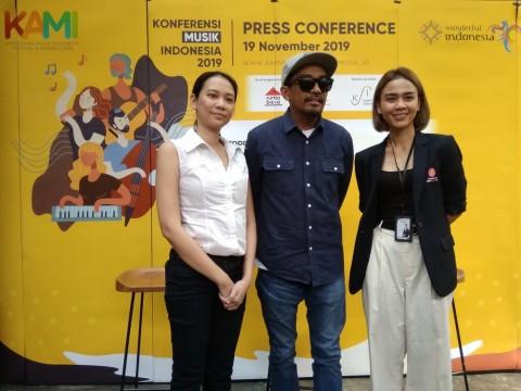 KSI: Industri Musik Indonesia Masih Berpusat di Jakarta