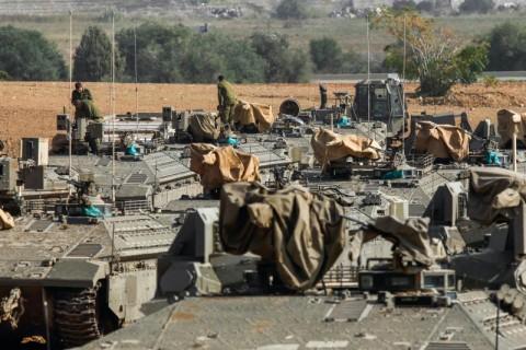Serangan Israel ke Suriah Tewaskan 11 Orang