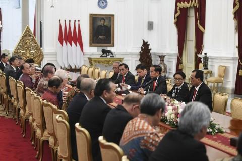 Jokowi Kebut Proyek Strategis dengan Jepang