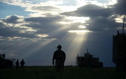 Helikopter AS Jatuh di Afghanistan, 2 Orang Tewas