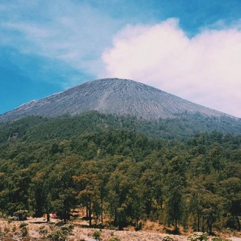 Penutupan Pendakian Gunung Semeru Diperpanjang