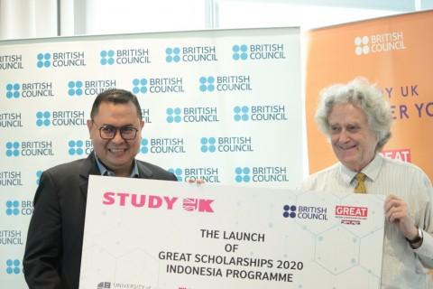 Beasiswa Great 2020 Tawarkan Kuliah Pascasarjana di Inggris
