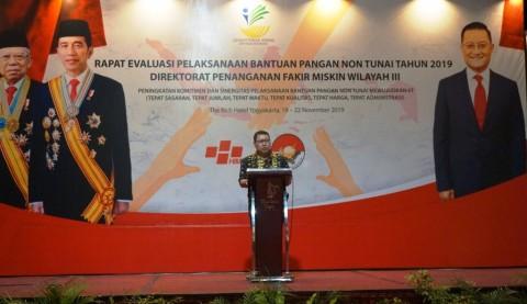 Tiga Strategi Penyaluran BPNT di Wilayah III