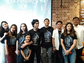 Diadaptasi dari Program Radio, Film Nightmare Side Bawa Pesan Anti-bullying