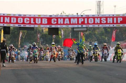 Pertarungan Pembalap Bakal Seru di Seri Pamungkas Indoclub