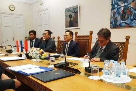 Cak Imin Lobi Kroasia Bantu Nasib Buruh Sawit Indonesia