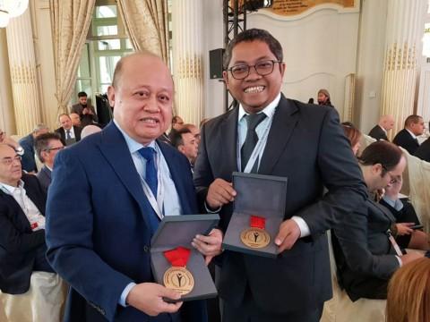 Pupuk Kaltim dan Petrokimia Gresik Raih Penghargaan Internasional