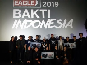 Ini Film Pemenang Eagle Awards 2019