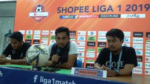 Gagal Menang, Pelatih PSS Minta Maaf ke Suporter