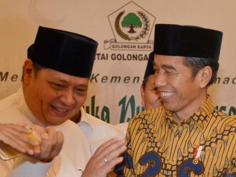 Pengamat: Jokowi Jangan Dibawa ke Persaingan Ketum Golkar