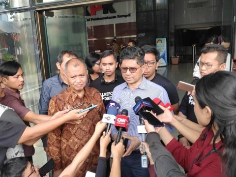 Poin-poin Uji Materi UU KPK ke MK
