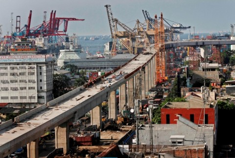 PUPR Lanjutkan Pembangunan Infrastruktur Kerakyatan di 2020