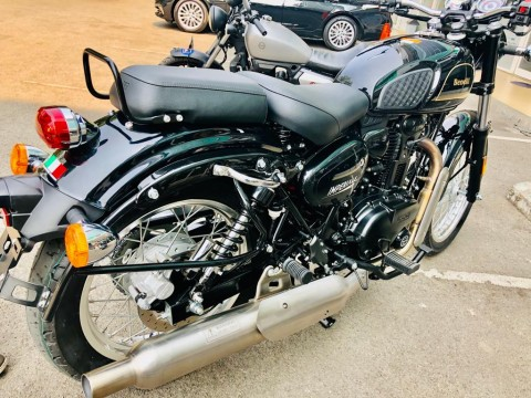 Motor Klasik Benelli Bakal Mengaspal di IIMS Motorbike 2019?