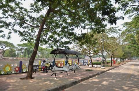 Ruang Terbuka Hijau di Cirebon Hanya 10 Persen