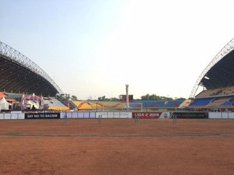 Stadion GSJ Tambah Fasilitas Kelas Eropa untuk Piala Dunia U-20