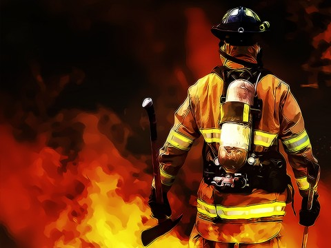 Kebakaran Gudang Plastik Kalideres Dipadamkan Dalam 3 Jam
