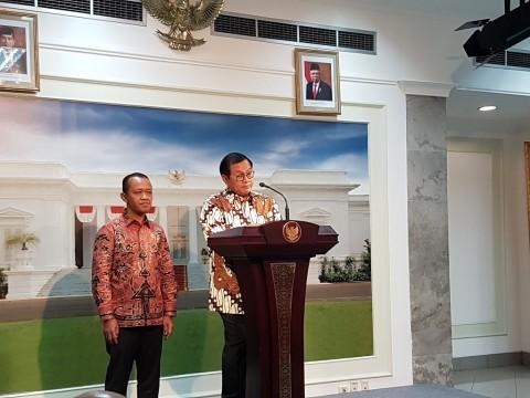 Istana Hormati <i>Judicial Review</i> UU KPK Tiga Komisioner