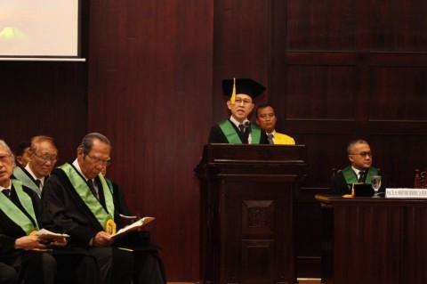 Fakultas Kedokteran UI Tambah Dua Guru Besar