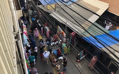 Pemprov DKI Siapkan 13 Titik PKL di Sudirman-Thamrin