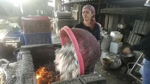 Palet Kayu Disarankan Jadi Bahan Bakar Produksi Tahu