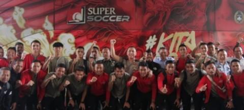 Ketum PSSI Lepas Timnas U-23 untuk Berjuang di SEA Games 2019