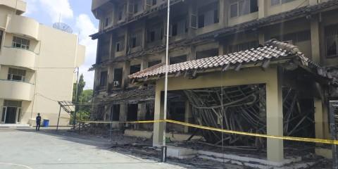 SMK Yadika 6 Abaikan Rekomendasi Proteksi Kebakaran