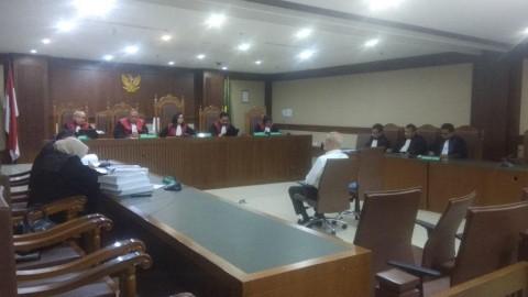Pengusaha di Kasus Alkes Dituntut Dua Tahun Penjara