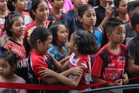 71 Peserta Lolos Eliminasi III Final Audisi Umum Beasiswa Bulu Tangkis 2019