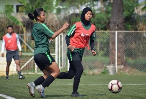 Daftar 20 Pemain Timnas Sepak Bola Putri untuk SEA Games 2019