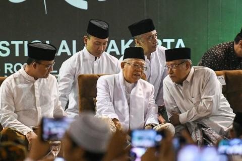 200 Ribu Warga NU Hadiri Maulid Akbar di Istiqlal