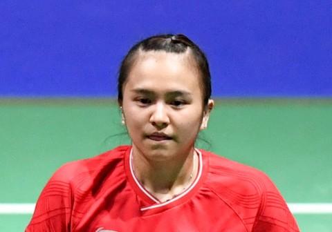 Melati Ingin Berprestasi Lebih Baik di Indonesia Masters 2020
