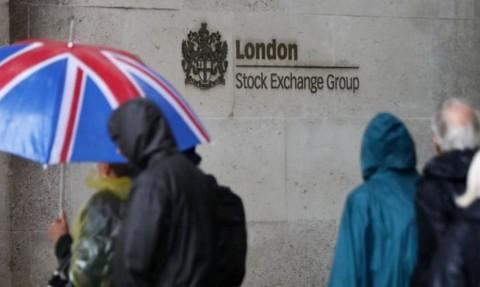 Bursa Saham Inggris Rontok