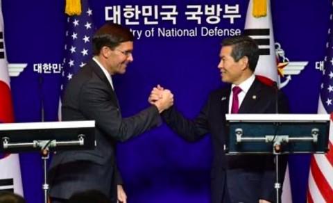 AS Berkomitmen Tingkatkan Keberadaan Personel Militer di Korsel