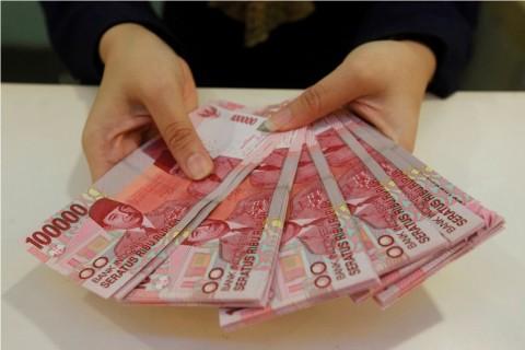 Rupiah Pagi Melemah ke Rp14.100/USD