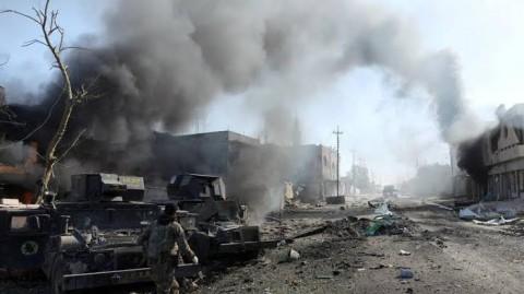 Bentrokan Terbaru di Irak Tewaskan 8 Orang