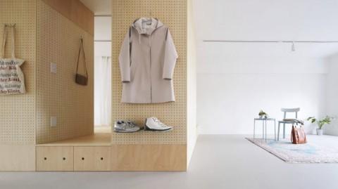 Apartemen di Osaka Bebaskan Penghuni Desain Ruangan