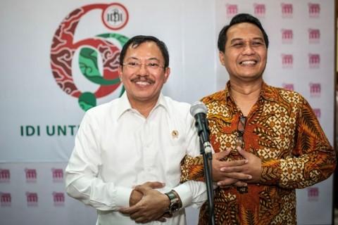 IDI Ogah Kampanye Bareng Yayasan Bentukan Industri Rokok