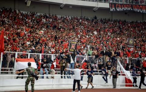 Suporter Indonesia Dianiaya, Kemenpora Menyayangkan Sikap PSSI