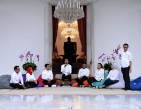 Stafsus Aminuddin:  Pak Jokowi Saksi di Pernikahan Saya