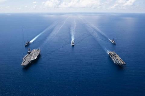 Tiongkok Kecam Aktivitas Kapal AS di Laut China Selatan